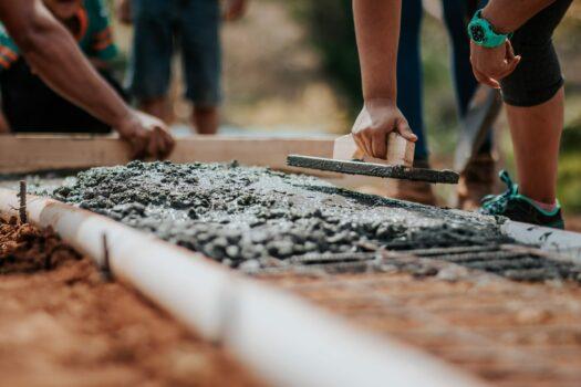 Betonwerken cederlaan deel 2 – vrijdag 27/11/20